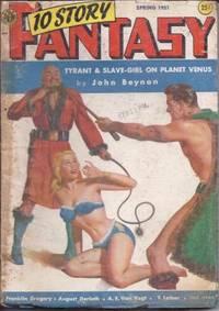 10 STORY FANTASY: Spring 1951
