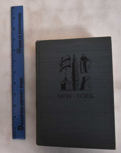 New York: Oxford University Press, 1940. Hardcover. Good+. textblock detached from spine; textblock ...