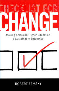 image of Checklist for Change: Making American Higher Education a Sustainable Enterprise