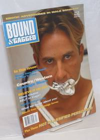 Bound and Gagged: erotic adventures in male bondage, issue no. 63, March/April, 1998