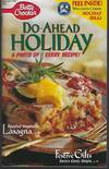 DO-AHEAD HOLIDAY A Photo of Every Recipe