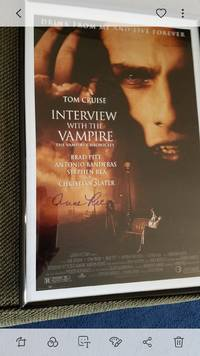 Interview With The Vampire (Poster)