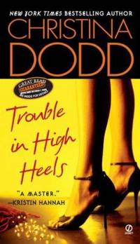 image of Trouble in High Heels (The Fortune Hunter Books)