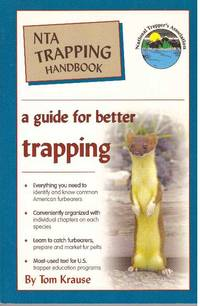 image of NTA TRAPPING HANDBOOK; A Guide for Better Trapping
