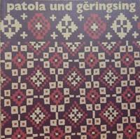 Patola und Geringsing:  Zeremonialtucher aus Indien und Indonesien