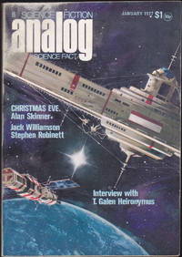 Analog Science Fiction / Science Fact, January 1977 (Volume 97, Number 1)