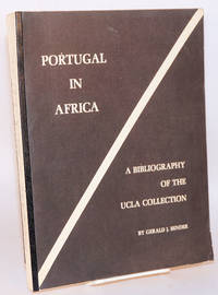 image of Portugal in Africa; a bibliography of the UCLA collection
