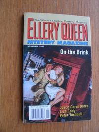 Ellery Queen Mystery Magazine: November 2003