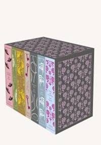 image of Jane Austen: The Complete Works 7-Book Boxed Set: Classics hardcover boxed set (Penguin Clothbound Classics)