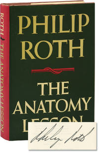 The Anatomy Lesson (Signed First Edition)