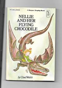 Nellie and her flying crocodile
