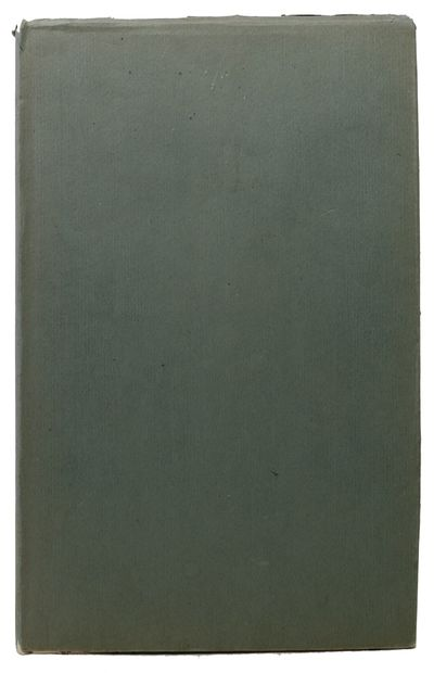 San Francisco: Privately Printed , 1961. 1st Edition. Limited to 75 cc. Faux-vellum spine, floral pa...
