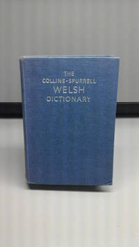 image of The Collins-Spurrell Welsh Dictionary