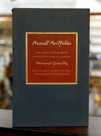 image of Proust Portfolio; The France of Marcel Proust in Twenty-Five Etchings Signed by Bernard Lamotte