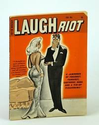 Laugh Riot Magazine, Feb. (February) 1962, Vol. 1, No. 12