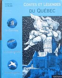 image of Contes et légendes du Québec