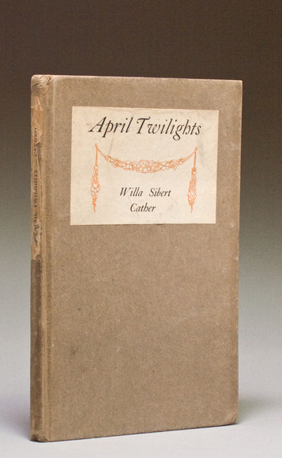 Boston: Richard G. Badger/ The Gorham Press, 1903. First edition. 52 pp. 1 vols. 12mo. Original drab...
