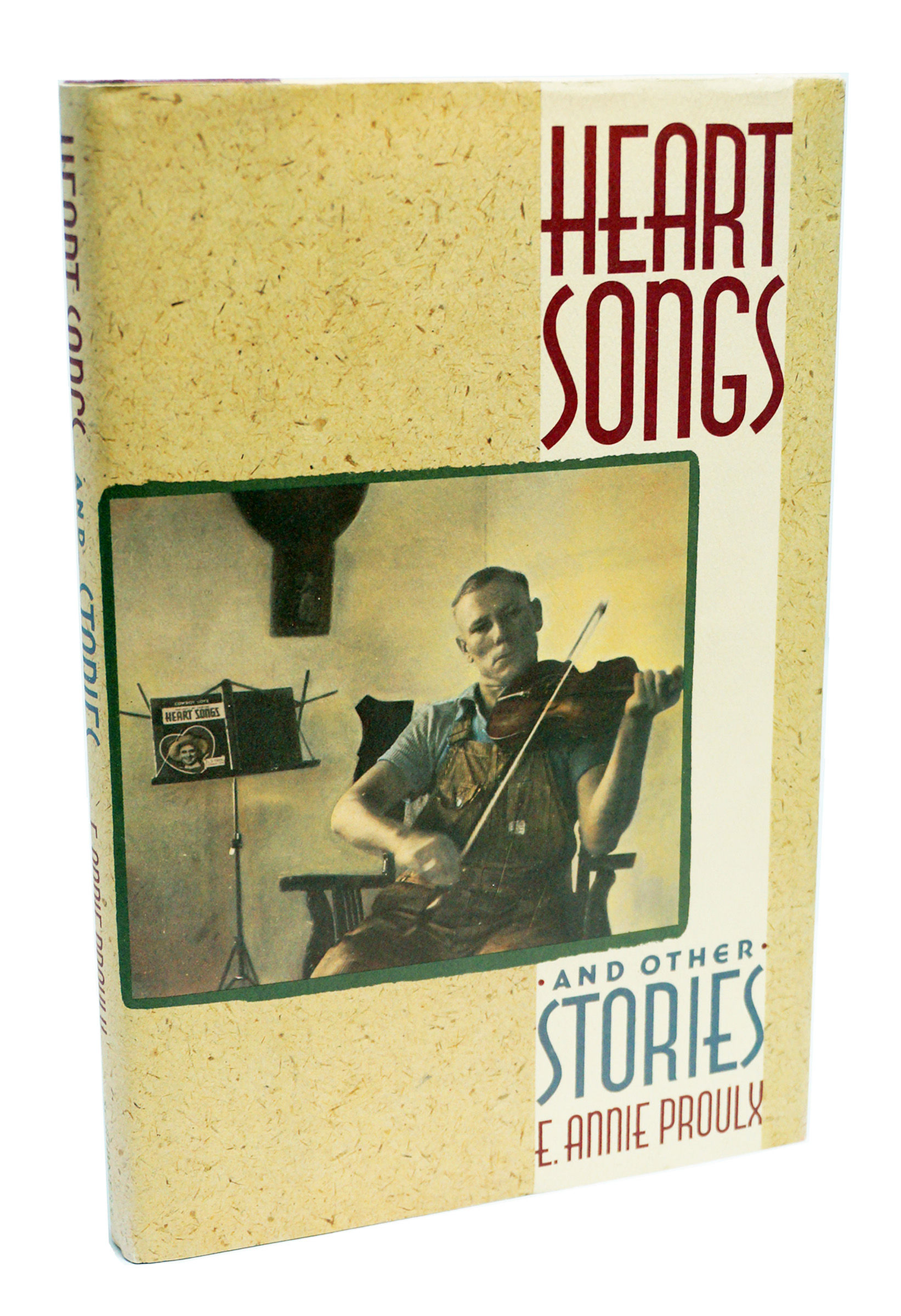 Heart songs by e annie proulx 1988 for Songs from 1988 uk