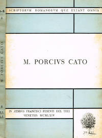 M.PORCIUS CATO