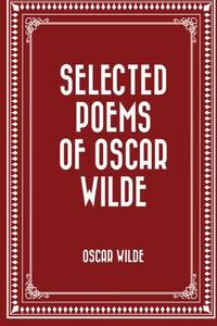 image of Selected Poems of Oscar Wilde