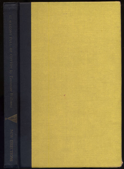 Norfolk, Connecticut: New Directions, 1945. Hardcover. Very Good. Second edition with new Introducti...