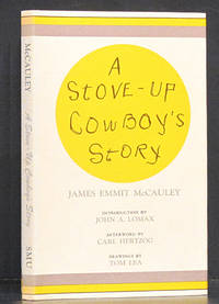 A Stove-Up Cowboy's Story