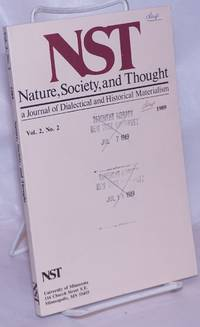 image of Nature, Society and Thought NST A Journal Of Dialectical And Historical Materialism 1988, Volume 2, Number 2