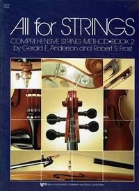 All For Strings: Comprehensive String Method. Book 2