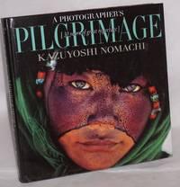 A photographer's pilgrimage [30 years of great reportage] graphic design, Clara Zanotti