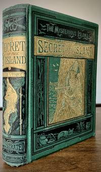 image of The Mysterious Island The Secret Of The Island; Translated From The French By W.H.G. Kingston