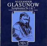Symphonien: #4 in E-flat Major, Op.48; #7 in F Major, Op.77 [CD - Music Compact Disc]