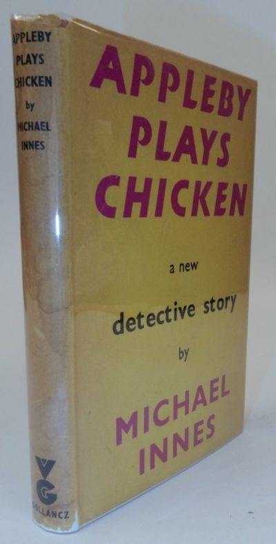 London: Victor Gollancz Ltd, 1956. First Edition. Boards. Near Fine/Good. First Edition. 221 pages. ...