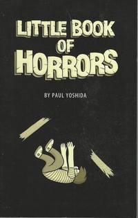 Little Book of Horrors Comic by Paul Yoshida