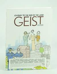 Geist Magazine, Fact &  Fiction Made in Canada, Summer 2009