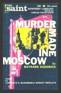 MURDER MADE IN MOSCOW - The Saint Mystery Library