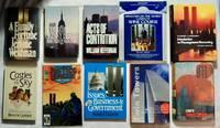 Lot 10 New York World Trade Center - Twin Towers - 911 books September 11, 2001