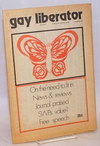 image of Gay Liberator [aka Detroit Gay liberator] vol. 1, #43, February-March 1975; SWP