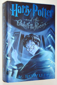 Harry Potter and the Order of the Phoenix by  J. K Rowling - 1st Edition - 2003 - from Idler Fine Books and Biblio.com