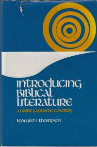 image of Introducing Biblical Literature: A More Fantastic Country