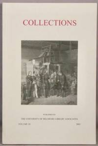 image of Collections; Volume 11, 2003.