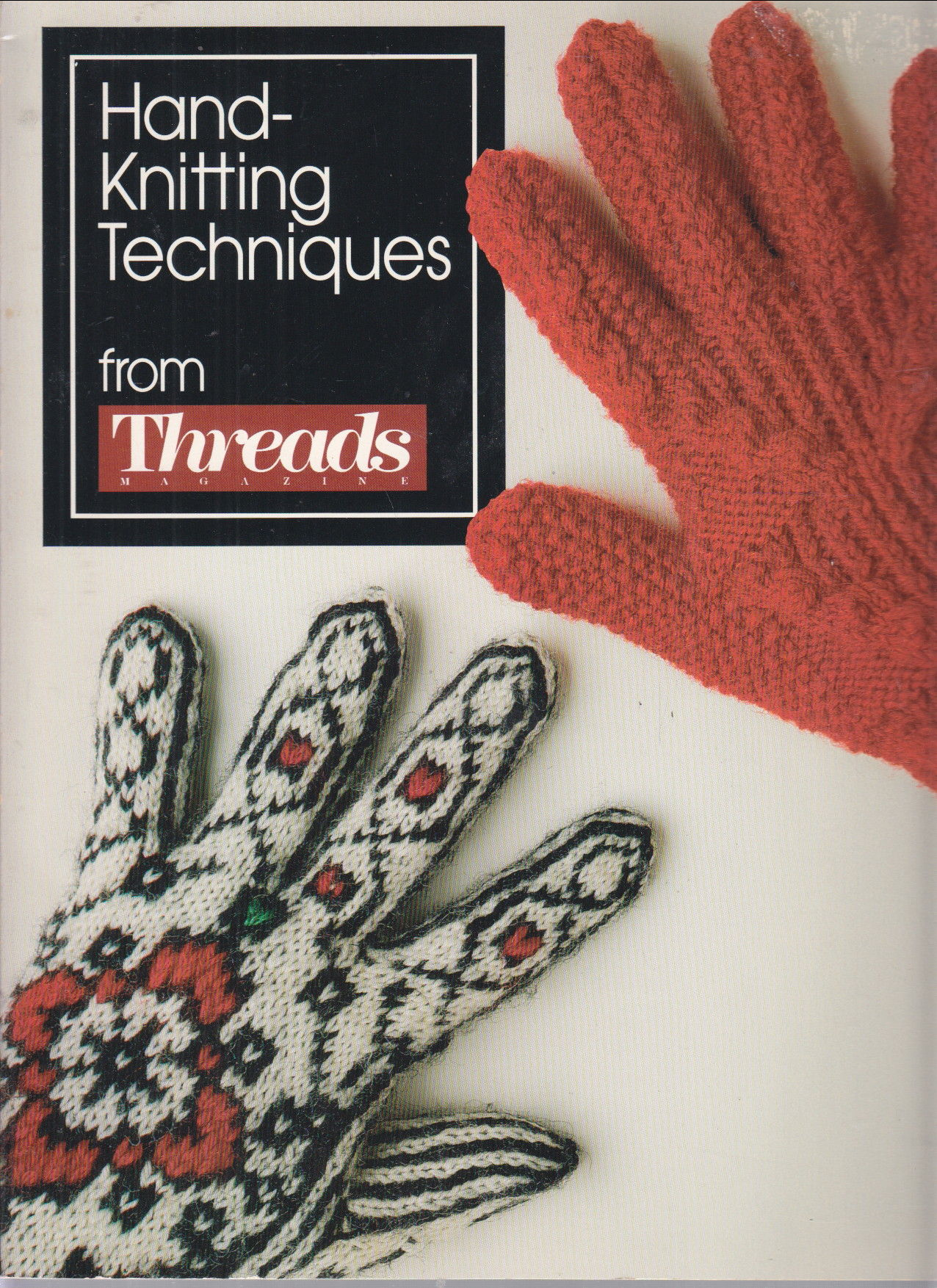 Hand Knitting Techniques : Hand knitting techniques by threads magazines