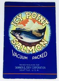 [SEATTLE] Icy Point Salmon Recipes Alaska Pacific Salmon Corporation