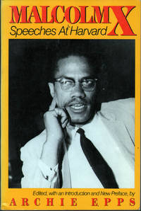image of Malcolm X: Speeches at Harvard