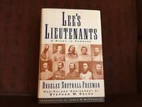Lees Lieutenants (3 Volumes In One Abridged) : A Study in Command by Douglas Southall Freeman - Hardcover - 1998-07 - from Grampy's Bookcase (SKU: ppf00490)