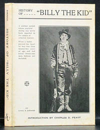"History of ""Billy the Kid"": A Facsimile Reproduction"