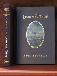 The Lightning Thief  - Signed