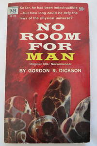 image of NO ROOM FOR MAN  (Signed by Author)