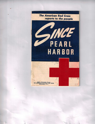 Washington, D.C.: Public Information Service of the American National Red Cross , 1942. SCARCE.Publi...