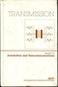 GEOP Series: Transmission, Automation and Telecommunications, Book T-3, Vol. II