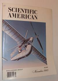 Scientific American, November 1985 - Human-Powered Aircraft